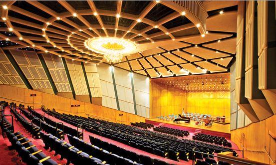 NCPA Auditorium Mumbai