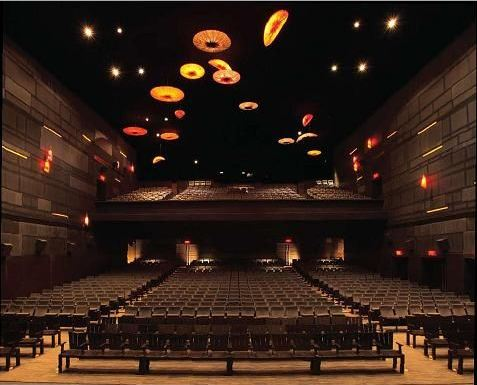 Sathyam Cinemas Interior