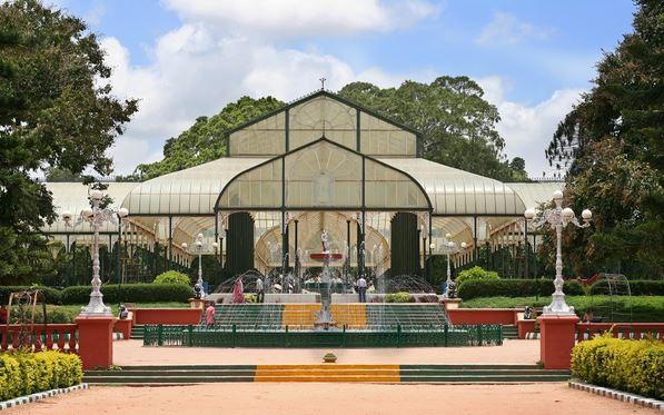 Lal Bagh Garden Bangalore