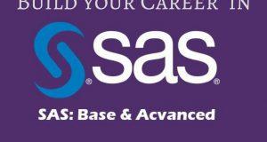 SAS Course in Chennai
