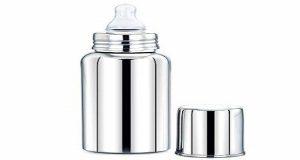 steel feeding bottle
